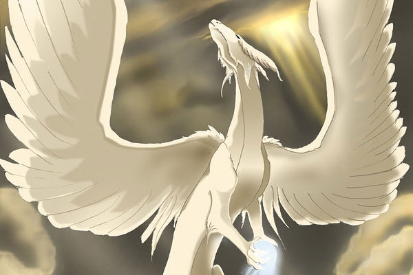 white-angel-dragon