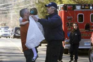 sandy hook rescue image